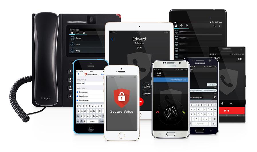 Secure Voice Devices